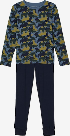 NAME IT Pajamas in Blue / Green, Item view