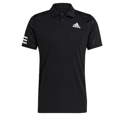 ADIDAS PERFORMANCE Funktionsshirt 'Tennis Club' in schwarz / weiß, Produktansicht