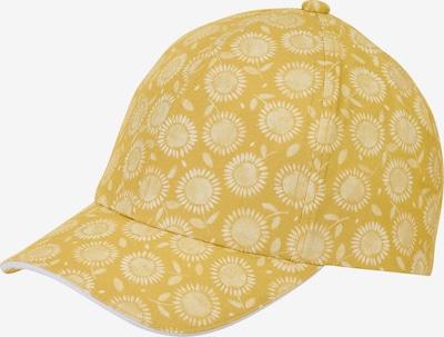 STERNTALER Cap in beige / gelb, Produktansicht
