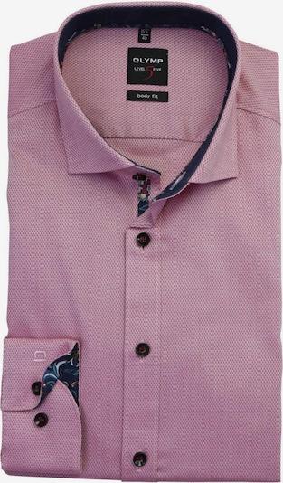 OLYMP Hemd in altrosa, Produktansicht