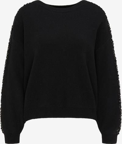 Pulover faina pe negru, Vizualizare produs