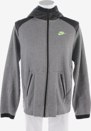 NIKE Sweatshirt / Sweatjacke in M in grau, Produktansicht