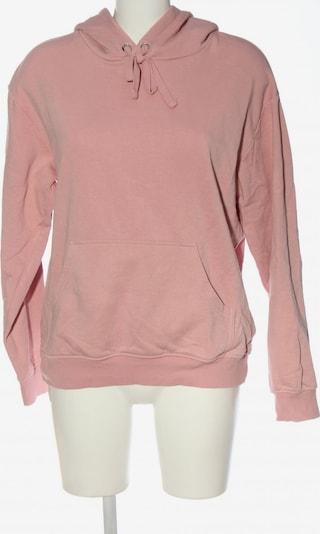 H&M Kapuzensweatshirt in S in pink, Produktansicht