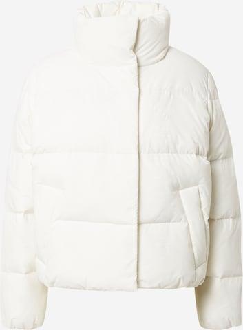 Calvin Klein Vinterjakke i hvit