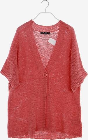 Clarina Sweater & Cardigan in XXL in Orange