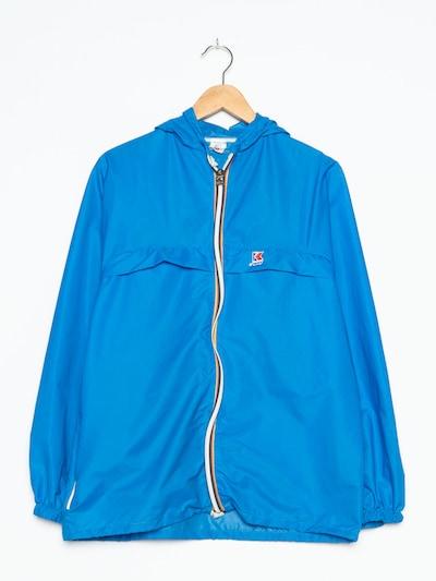 K-Way Regenmantel in M in neonblau, Produktansicht