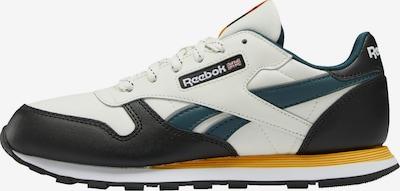 Reebok Classics Sneaker in blau / schwarz / weiß, Produktansicht