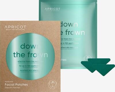 Apricot Pads 'Facial mit Hyaluron' in beige / grün, Produktansicht