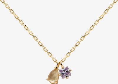 Grandinėlė iš P D PAOLA , spalva - Auksas / purpurinė / perlų balta, Prekių apžvalga