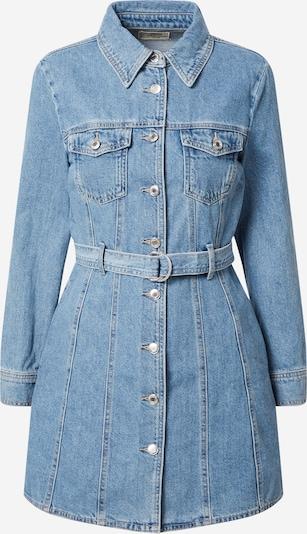 Rochie tip bluză Tally Weijl pe albastru denim, Vizualizare produs