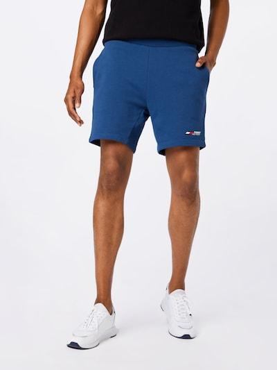 kék / tengerészkék / piros / fehér Tommy Sport Sportnadrágok, Modell nézet