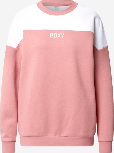 Hanorac sport ROXY pe roz / alb, Vizualizare produs