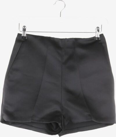 Elisabetta Franchi Shorts in M in schwarz, Produktansicht