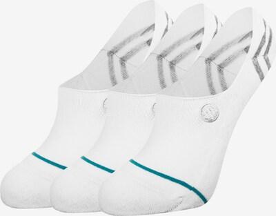 Stance Socken in blau / grau / weiß, Produktansicht