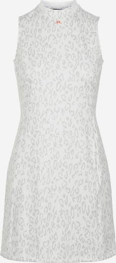 J.Lindeberg Robe de sport 'Nena' en gris / rose / blanc, Vue avec produit
