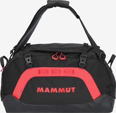 MAMMUT Sporttas 'Cargon' in de kleur Rood / Zwart, Productweergave