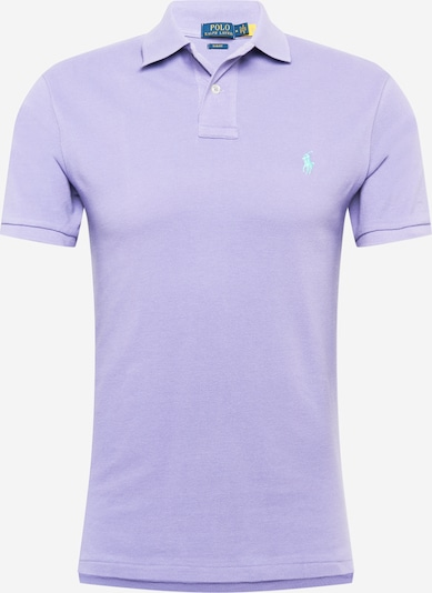 Polo Ralph Lauren Shirt in hellblau / helllila, Produktansicht