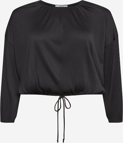 ABOUT YOU Curvy Shirt 'Tia' in schwarz, Produktansicht