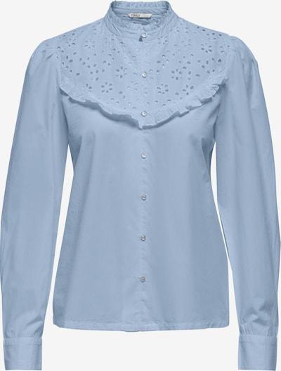 ONLY Bluse 'ONLNANCY in blau, Produktansicht