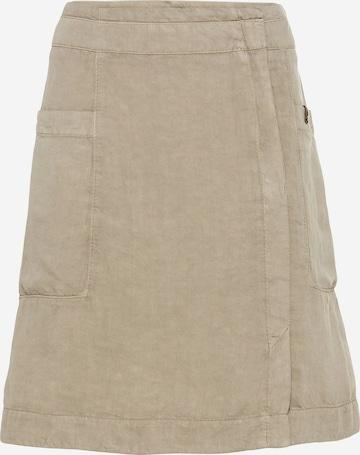 CAMEL ACTIVE Skirt in Beige