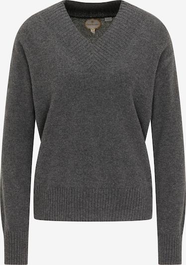 DreiMaster PREMIUM Sweater in Anthracite, Item view