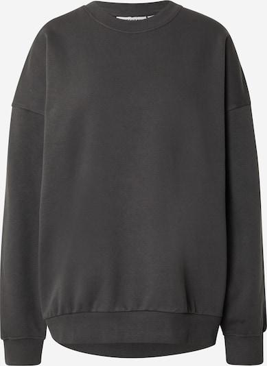 WEEKDAY Sweatshirt in Dark grey, Item view