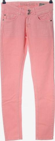 GARCIA Röhrenhose in S in Pink