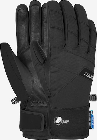 REUSCH Fingerhandschuhe 'Febe R-TEX® XT' in Schwarz