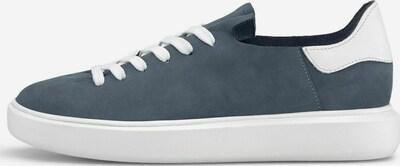 COX Sneaker in blau / weiß, Produktansicht