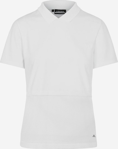 J.Lindeberg Funktionsshirt 'Essi' in grau / weiß, Produktansicht