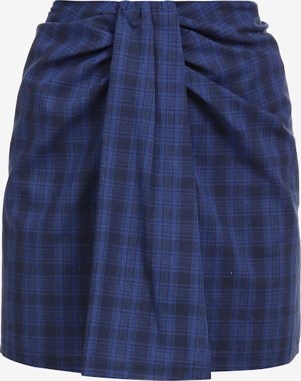myMo ROCKS Rok in de kleur Navy / Royal blue/koningsblauw, Productweergave