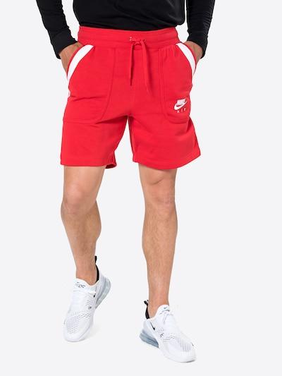 piros / fekete / fehér Nike Sportswear Sportnadrágok, Modell nézet