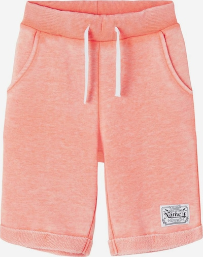 NAME IT Shorts in melone, Produktansicht