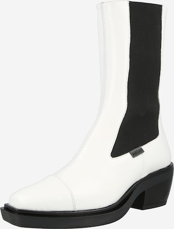 Greyderlab Chelsea Boots in White
