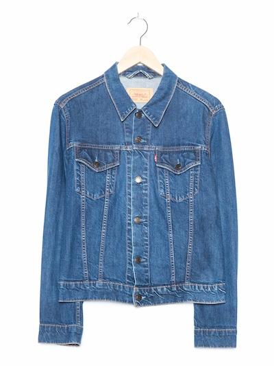 LEVI'S Jeansjacke in S-M in blue denim, Produktansicht