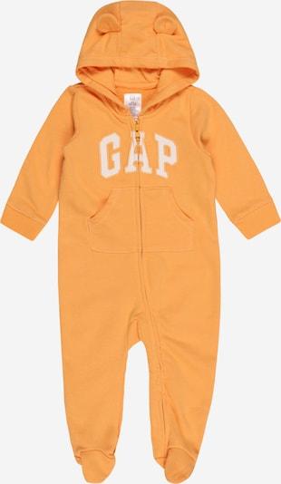 GAP Overal - oranžová / biela, Produkt
