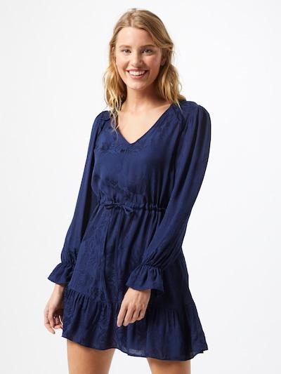 NAF NAF Kleid 'Minerva' in blau, Modelansicht