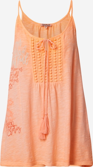 Top Soccx di colore aragosta / arancione sfumato, Visualizzazione prodotti
