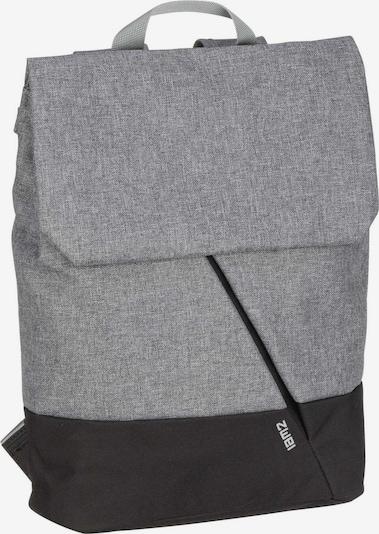 ZWEI Rucksack in grau / schwarz, Produktansicht
