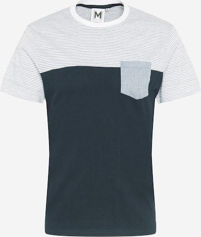Hailys Men Shirt 'Eduardo' in de kleur Navy / Opaal / Wit, Productweergave