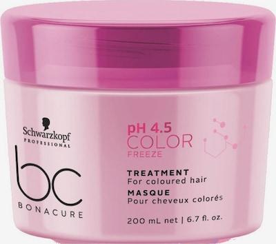 Schwarzkopf Professional Haarkur 'pH 4.5 Color Freeze' in pastellpink / schwarz, Produktansicht