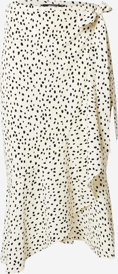 Gina Tricot Rok 'Franie' in de kleur Zwart / Wit, Productweergave