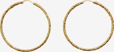 MANGO Ohrringe 'Carminas' in gold, Produktansicht