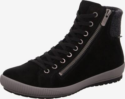 Legero Schnürstiefelette 'Tanaro' in schwarz, Produktansicht