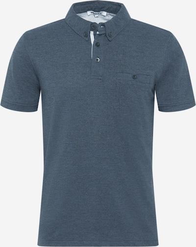 ABOUT YOU T-Shirt 'Theo' en bleu marine / bleu foncé, Vue avec produit