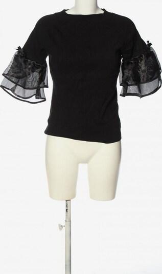 Beauty Women Strickshirt in S in schwarz / weiß, Produktansicht