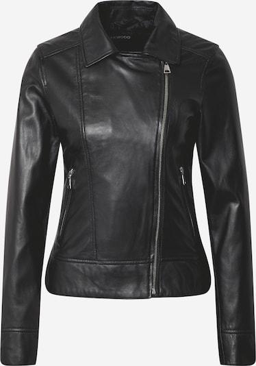 OAKWOOD Jacke 'Majory' in schwarz, Produktansicht