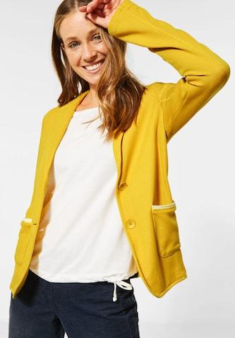 CECIL Blazer in Yellow