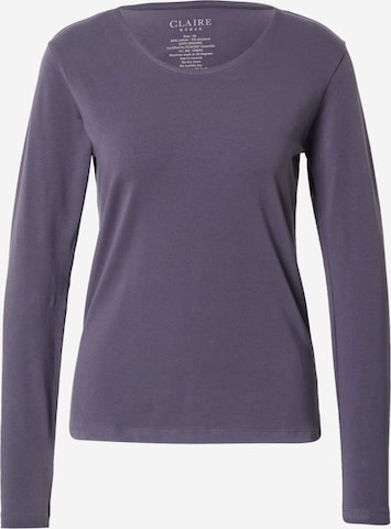 Claire Shirt 'Amy' in Blau