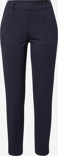 Pantaloni cutați 'Mia' TOM TAILOR pe albastru închis, Vizualizare produs